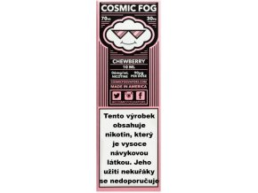 Liquid COSMIC FOG Chewberry 10ml-6mg