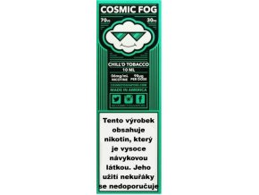 Liquid COSMIC FOG Chill´d Tobacco 10ml-0mg