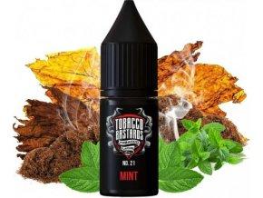 Příchuť Flavormonks 10ml Tobacco Bastards No21 Tobacco Mint  + DÁREK ZDARMA
