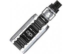 Smoktech E-Priv TC 230W Grip Full Kit Black-Silver  + DÁREK ZDARMA