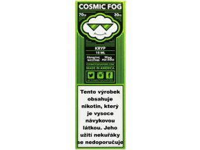 Liquid COSMIC FOG Kryp 10ml-6mg
