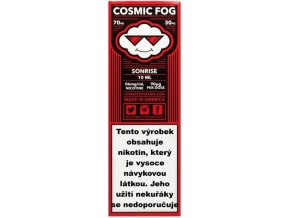 Liquid COSMIC FOG Sonrise 10ml-12mg