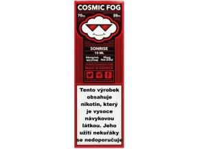 Liquid COSMIC FOG Sonrise 10ml-6mg