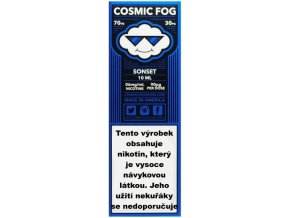 Liquid COSMIC FOG Sonset 10ml-3mg