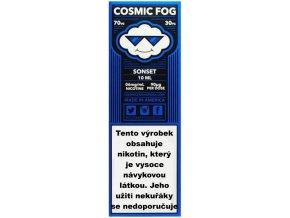 Liquid COSMIC FOG Sonset 10ml-6mg