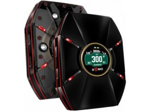 XOMO EXO-Armor 300W Grip Easy Kit Black