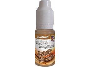 Příchuť EULIQUID Peanut Butter 10ml (Arašídové Máslo)  + DÁREK ZDARMA