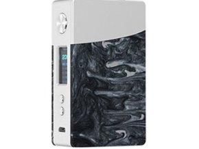 GeekVape NOVA TC 200W grip Easy Kit Silver-Onyx