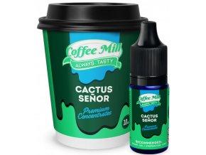 Příchuť Coffee Mill 10ml Cactus Seňor  + DÁREK ZDARMA