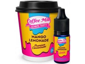 Příchuť Coffee Mill 10ml Mango Lemonade