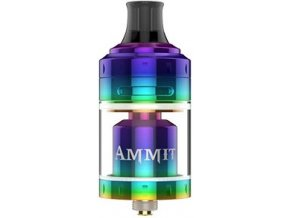 GeekVape Ammit MTL RTA clearomizer Rainbow