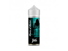 house of horror jail shake and vape