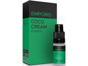 emporio coco cream 10ml 0mg
