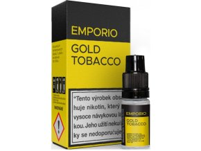 emporio gold tobacco 10ml
