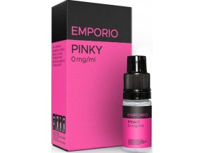 emporio pinky 10ml 0mg