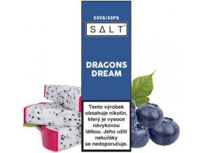 Liquid Juice Sauz SALT CZ Dragon´s Dream 10ml 10mg