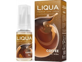 liqua cz elements coffee 10ml0mg kava