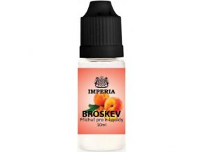 Imperia 10ml Broskev