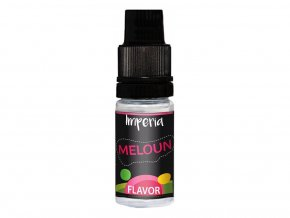 22664 1 prichut imperia black label 10ml melon vodni meloun