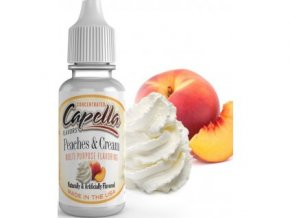 Capella 13ml Peaches and Cream