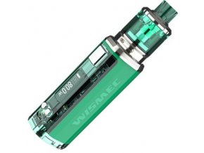 Wismec Sinuous V80 TC 80W grip Full Kit Green
