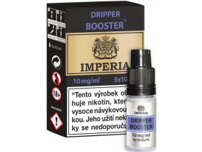 dripper booster cz imperia 5x10ml pg30vg70 10mg