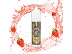Příchuť The Lost Taste Shake and Vape 10ml Strawberry River