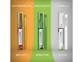 Vitamínová cigareta Vitastik SET FAVORITES 3 kusy (vitamínový vaporizér)