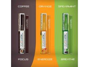 Vitamínová cigareta Vitastik SET MENTAL CLARITY 3 kusy (vitamínový vaporizér)