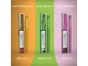 Vitamínová cigareta Vitastik SET GOLDEN BEAUTY TWO 3 kusy (vitamínový vaporizér)