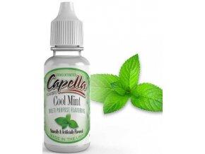 Příchuť Capella 13ml Cool Mint (Svěží máta)