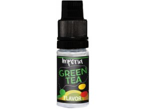 prichut imperia black label 10ml green tea zeleny caj