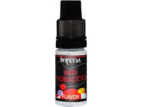 prichut imperia black label 10ml red tobacco americky tabak