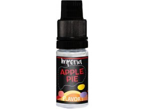 prichut imperia black label 10ml apple pie jablecny kolac