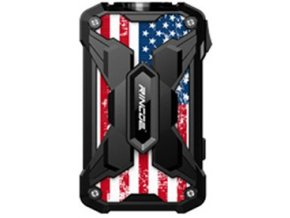 Rincoe Mechman TC228W grip Easy Kit American Flag Black