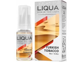 liqua cz elements turkish tobacco 10ml0mg turecky tabak