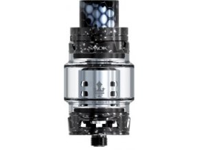 Smoktech TFV12 Prince Cloud Beast clearomizer Black with White Spray