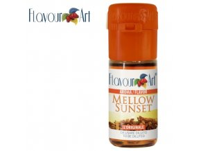 FLAVOUR ART 10 ML TABÁK MELLOW SUNSET
