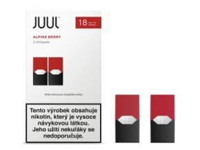 JUUL ALPINE BERRY 2 pody