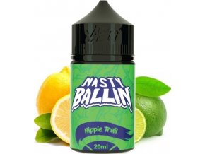 Příchuť Nasty Juice - Ballin S&V 20ml Hippie Trail