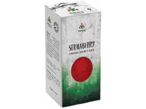 dekang strawberry 10ml 0mg jahoda