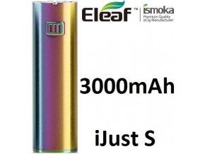 iSmoka-Eleaf iJust S baterie 3000mAh Dazzling  + dárek zdarma