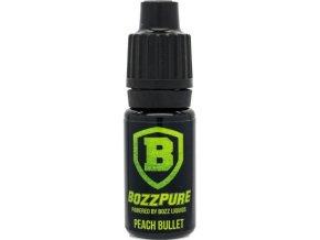 bozz pure 10ml peach bullet stavnata broskev