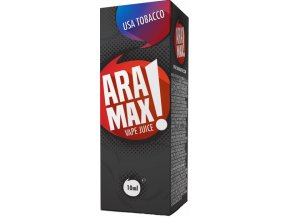 aramax usa tobacco 10ml0mg