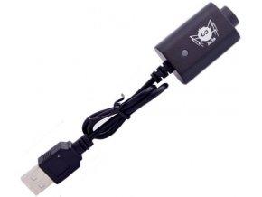BuiBui USB nabíječka pro elektronickou cigaretu Black 420mA