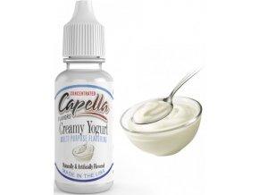 Příchuť Capella 13ml Creamy Yogurt (Krémový jogurt)