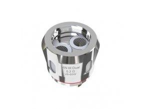 iSmoka-Eleaf HW-M Dual žhavicí hlava 0,2ohm