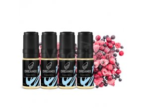 Dreamix Chladivé lesní plody (Frozen Berry) 4x10ml