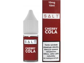liquid juice sauz salt cz cherry cola 10ml 10mg
