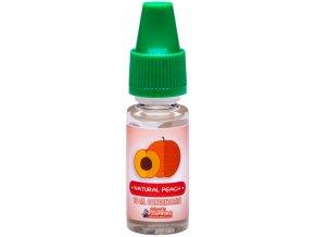 Příchuť PJ Empire 10ml Straight Line Natural Peach (Broskev)  + dárek zdarma